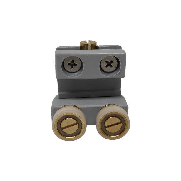 Immagine di Ricambio supporto ruote cuscinetti grigio Prestige R Ideal Standard T1821YB