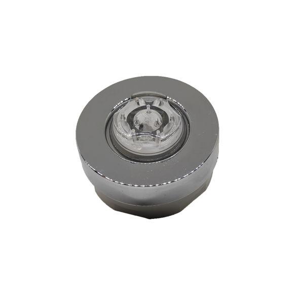 Picture of Ricambio bocchetta centrale cromo per box doccia Leader Teuco 8100145236