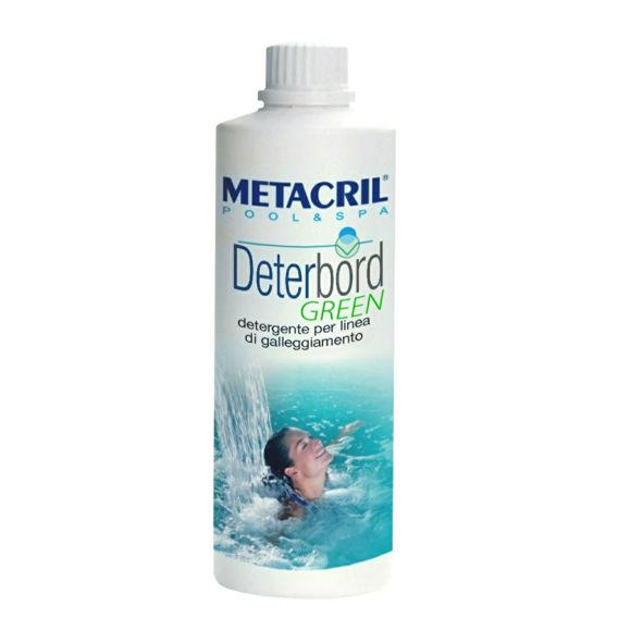 Picture of Deterbord Green 1 L Detergente e sgrassante per spa e piscina Metacril 511 01001