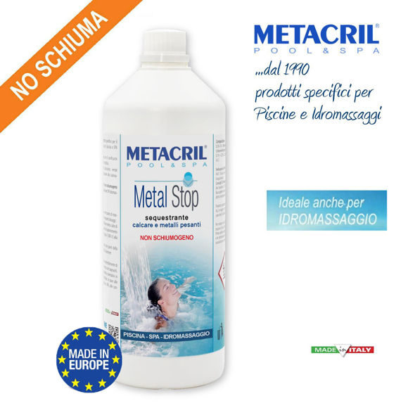 Picture of Metal Stop 1L Sequestrante e anti-depositante metalli pesanti Metacril 562 01001