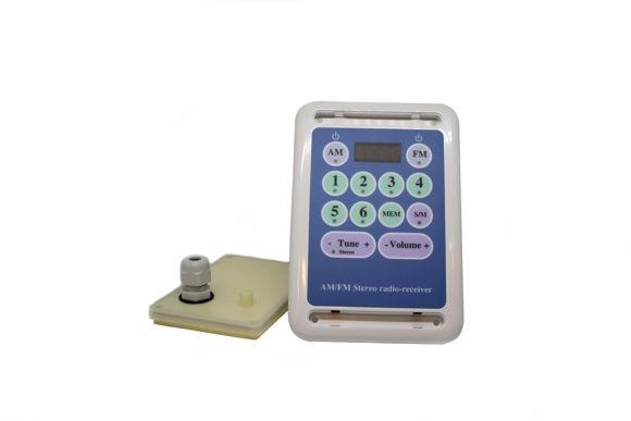 Picture of Ricambio tastiera s trx1 kit radio per pluvia vecchi modelli Albatros 10003202