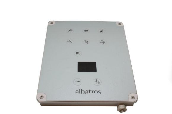 Picture of Ricambio tastiera elettronica per box doccia My Time Albatros F0949012